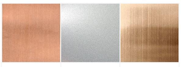 Trending Linens, Metallic Linen Trend